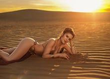 Cosplay Leia Organa σόλο από το Star Wars Στοκ Φωτογραφίες
