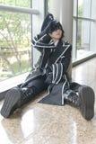 cosplay lekar för asia regel Arkivfoto