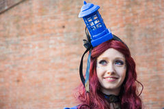 Cosplay in Lucca Stock Photography