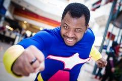 Cosplay som tecken från min hjälteden akademiska världen Arkivfoto