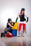 Cosplay Stock Photography