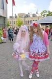 cosplayer σουηδικές νεολαίες Στοκ φωτογραφία με δικαίωμα ελεύθερης χρήσης