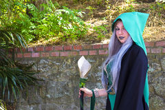Cosplayer Photo stock