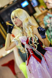 Cosplayer, Bangkok, Thailand Royalty Free Stock Images