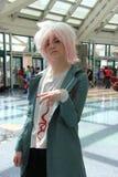 Cosplayers που φορά τα κοστούμια και τα εξαρτήματα μόδας σε Anime Exp Στοκ φωτογραφίες με δικαίωμα ελεύθερης χρήσης