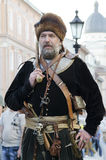 Cossack Royalty Free Stock Photos