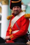 Cossack Royalty Free Stock Photo