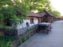 Cossack museum Stock Photos
