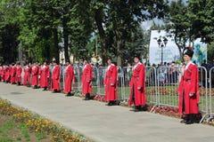 cossacks Royalty-vrije Stock Afbeeldingen