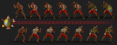 cossacks Zdjęcie Royalty Free