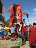 cossacks Royaltyfria Bilder