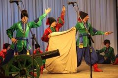 Cossacks Stock Photography