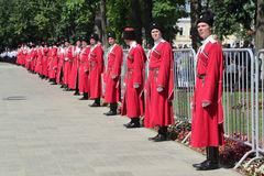 Cossacks Royalty Free Stock Image