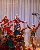 Cossacks performance Stock Image