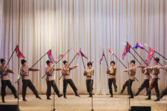Cossacs di Nekrasov Fotografia Stock Libera da Diritti