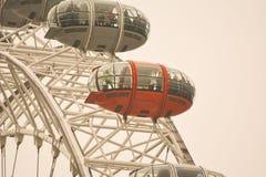 Cosse de l'oeil VIP de Londres Images stock
