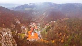 Cosse Skalou de Svaty janv. de village images stock