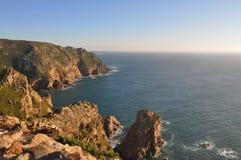 The cost - Cape Roca stock photos