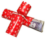 Cost Of Christmas Royalty Free Stock Photography