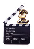 Cost of cinema Royalty Free Stock Photography