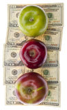 Cost of Health Care or Education Stock Photos