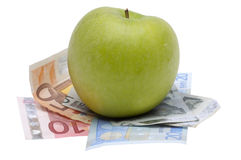 Cost of Health Care or Education Stock Photography