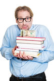Cost of higher education Stock Image