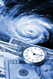 Cost Of A Hurricane stock images