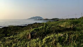 The cost of Jeju-do South Korea stock photos