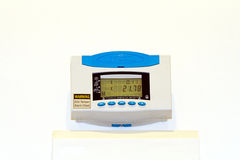 Cost monitor meter Royalty Free Stock Photo