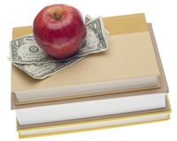 Cost Of Education Royalty Free Stock Image