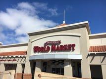 Cost Plus World Market storefront Royalty Free Stock Image