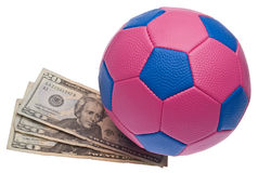Cost of Sports Royalty Free Stock Images