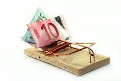 Cost trap Stock Photos