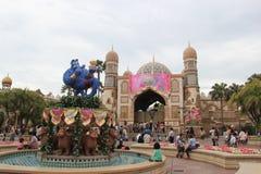 Costa árabe en Tokio DisneySea Foto de archivo