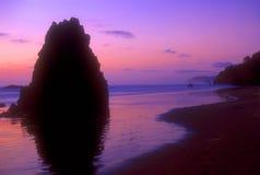 Costa 02 de Oregon Imágenes de archivo libres de regalías