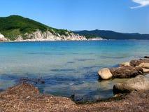 A costa Foto de Stock