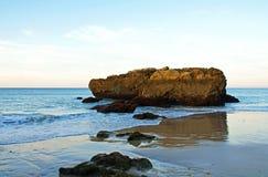 Costa Foto de Stock Royalty Free