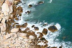 Costa   Imagem de Stock