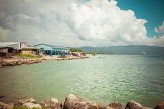 Costa Imagen de archivo