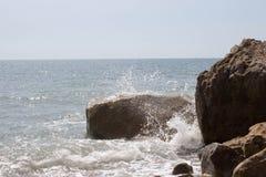 Costa Foto de Stock