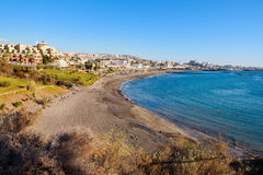 Costa Adeje. Tenerife. Canary Islands Stock Photography
