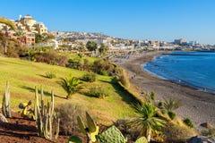 Costa Adeje Tenerife, Kanarische Inseln, Spanien Lizenzfreie Stockbilder