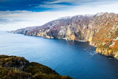 Costa atlántica Fotografía de archivo