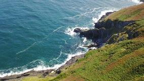 Costa atlántica de Irlanda Fotos de archivo