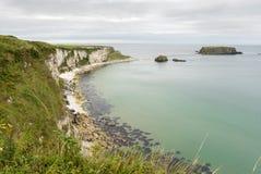 Costa atlântica - Irlanda do Norte Fotografia de Stock