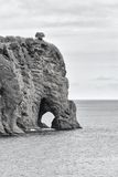 Costa azoreno 9 imagen de archivo