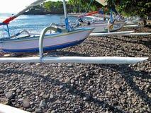 Costa Bali 03 de Tulamben Imagen de archivo libre de regalías