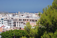 Costa Blanca Stock Photo