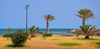 Costa Blanca Foto de Stock Royalty Free